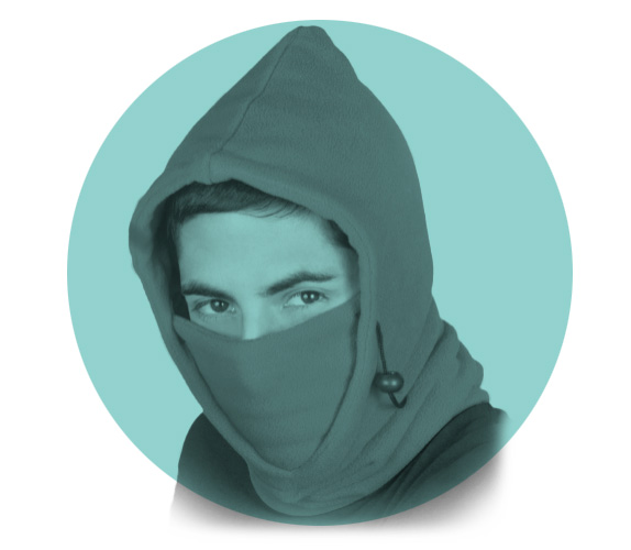 Ninja Hoodie