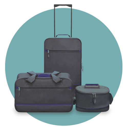 Travelling Bag Set
